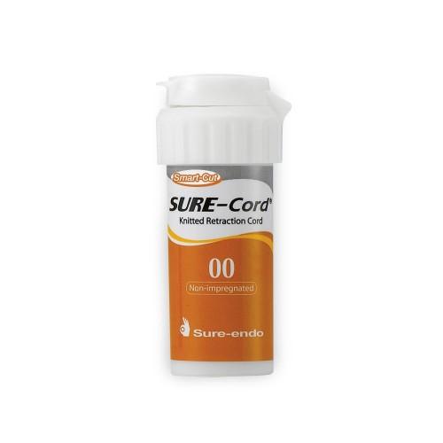 Нить ретракционная без пропитки SURE-CORD размер №00 254 см