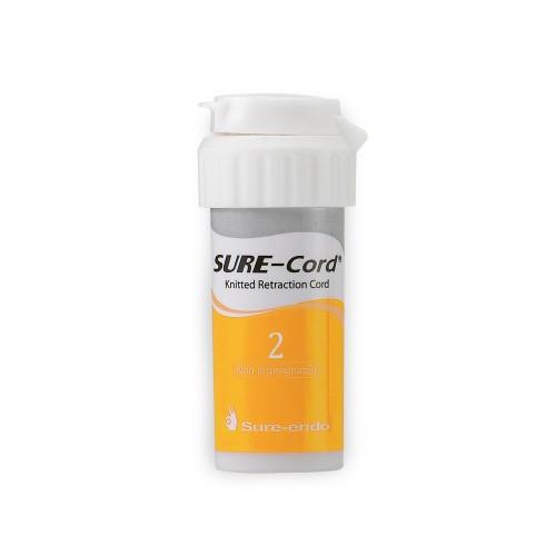Нить ретракционная без пропитки SURE-CORD размер №2 254 см