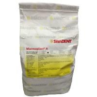 Гипс зуботехнический Siladent Marmoplast N класс 4 цвет абрикос 5 кг