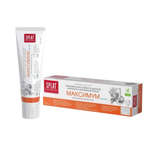 Зубная паста Splat Maximum (Максимум) 100 мл