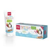 Детская зубная паста Splat kids от 2 до 6 лет Мороженное 50 мл
