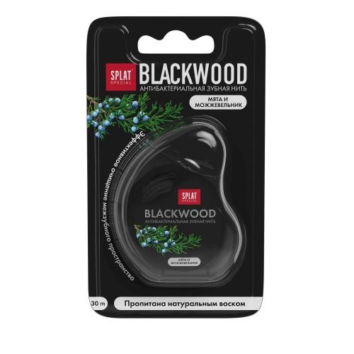 Зубная нить Splat Blackwood 30 м