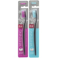 Зубная щетка Splat Professional Whitening средняя жесткость