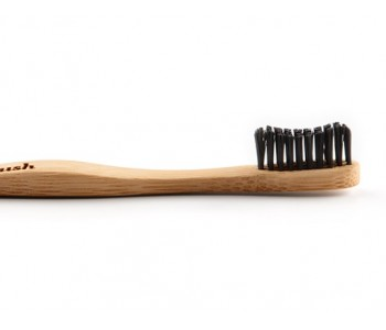 Зубная щетка Humble чёрная мягкая