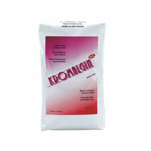 KROMALGIN альгинат с цветной индикацией цвет светло-розовый 453 г