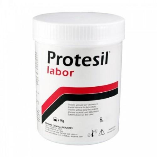PROTESIL Labor C-силикон розовый 2 кг