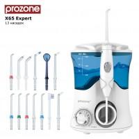 Ирригатор полости рта ProZone X65 Expert White 13 насадок