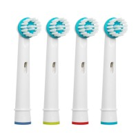 Сменные насадки для зубных щеток Oral-B ProZone Classic-Ortho 4 шт