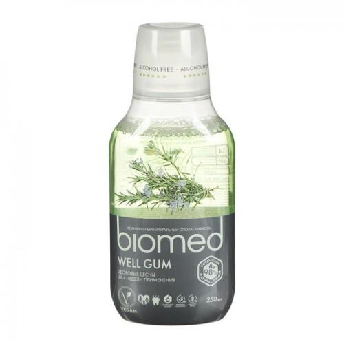 Ополаскиватель для полости рта Biomed Well gum 250 мл