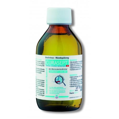 Жидкость-ополаскиватель Curaprox Curasept 0,05% хлоргексидина 200 мл