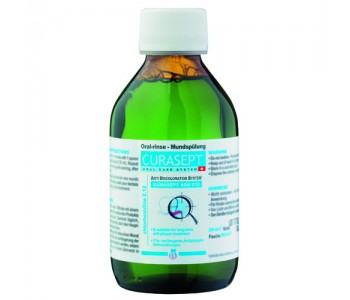 Жидкость-ополаскиватель Curaprox Curasept 0,12% хлоргексидина (200мл)