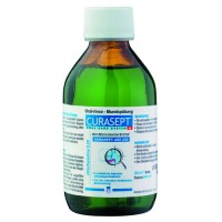 Жидкость-ополаскиватель Curaprox Curasept 0,20% хлоргексидина 200 мл