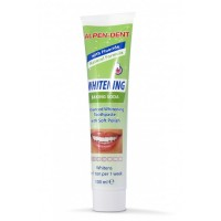Отбеливающая зубная паста Alpen Dent с содой 100 мл