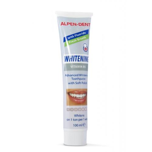 Зубная паста Alpen Dent с провитамином B5 100 мл