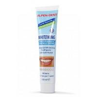 Отбеливающая зубная паста Alpen Dent от налета и зубного камня 100 мл