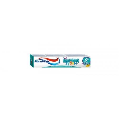 Детская зубная паста Aquafresh Мои большие зубки от 6 лет 50 мл