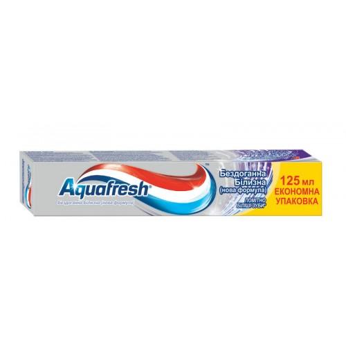 Зубная паста Aquafresh Безупречное Отбеливание 125 мл