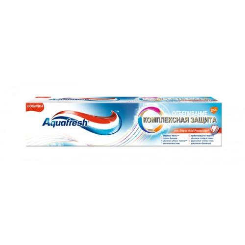 Зубная паста Aquafresh Комплексная защита Отбеливание 100 мл