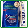 Зубная нить (флоссы) President