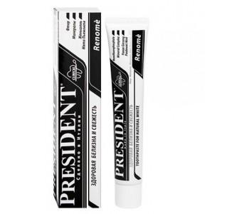 Зубная паста PresiDENT Renome