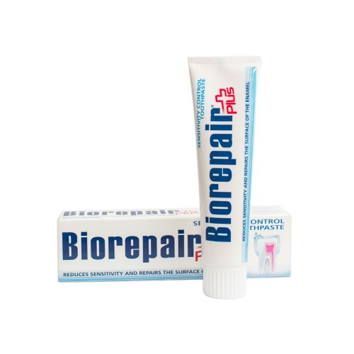 Зубная паста BioRepair Sensitive Plus Профессиональное устранение чувствительности 100 мл