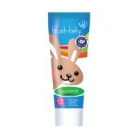 Детская зубная паста с ксилитом Brush-Baby 0 - 3 лет 50 мл