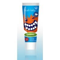 Детская зубная паста с ксилитом Brush-Baby от 6 лет 50 мл