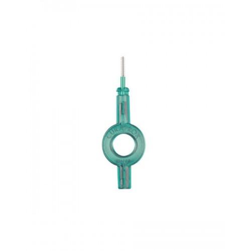 Межзубные ершики Curaprox prime handy 0.6 мм 1 шт