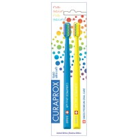 Набор зубных щеток Curaprox Ultrasoft  CS 5460 Rainbow 2 шт