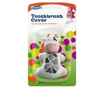 Держатели для детских зубных щеток DenTek Коровка
