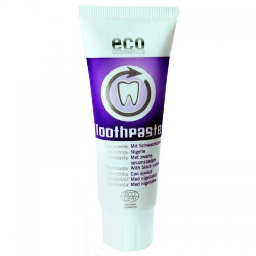 Зубная паста с черным тмином Eco Cosmetics 75 мл