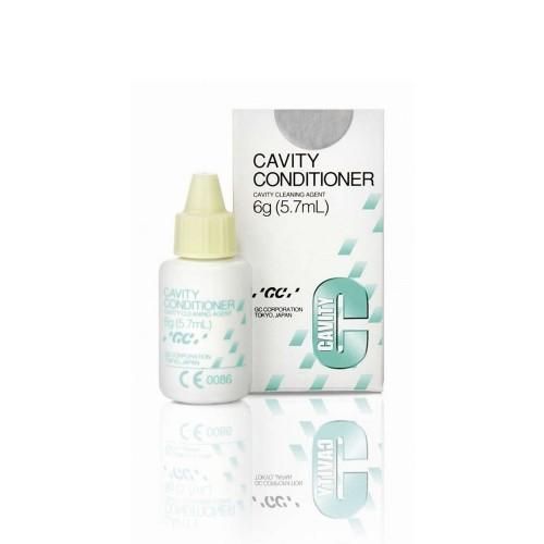 CAVITY CONDITIONER раствор для удален. мажущие слоя 20% полиакрил. кисл. + Хлорид алюм. 5.7 мл