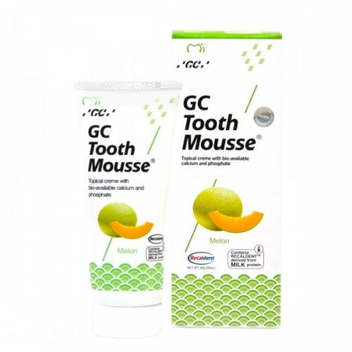 Гель для восстановления эмали GC Tooth Mousse Дыня 35 мл