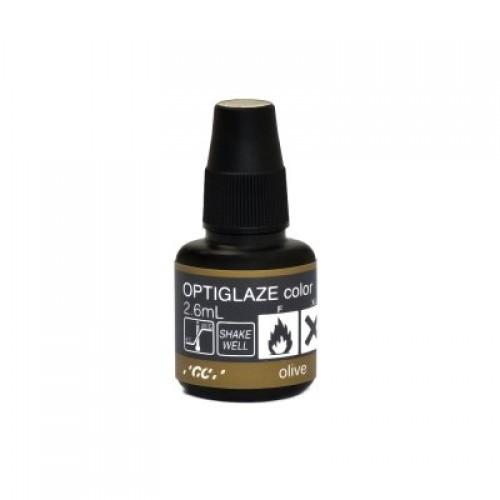 OPTIGLAZE композит светового отверждения COLOR оливковый 2.6 мл