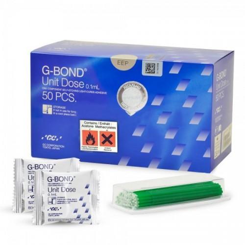 G-BOND самопротравливающийся адгезив 50 унидоз