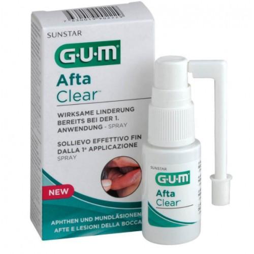Спрей для полости рта Gum AftaClear 15 мл