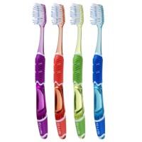 Зубная щетка GUM Technique PRO Compact средняя жесткость