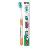 Зубная щетка GUM MicroTip Compact мягкая