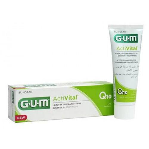 Зубная паста Gum Activital 75 мл