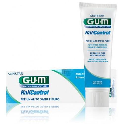 Зубная паста-гель Gum Hali Control 75 мл
