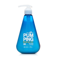 Зубная паста для устранения неприятного запаха LG Perioe 46 cm PumPing Освежающая мята 285 мл