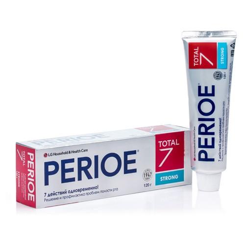 Зубная паста LG Perioe Total 7 Strong 120 г