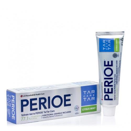 Зубная паста LG Perioe Tartar Care Citrus Mint 120 г