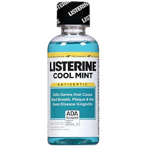 Ополаскиватель рта Listerine Защита десен (Освежающая мята) 95 мл