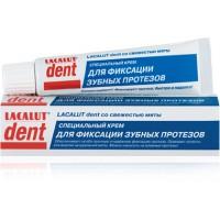 Крем для фиксации зубных протезов LACALUT (Лакалут) dent