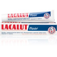 Зубная паста LACALUT (Лакалут) fluor 75 мл
