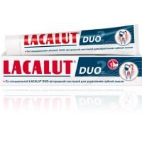 Зубная паста LACALUT DUO 75 мл