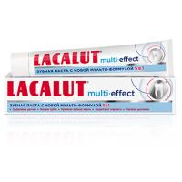 Зубная паста Lacalut multi-effect 75 мл
