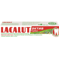 Зубная паста LACALUT (Лакалут) aktive 75 мл