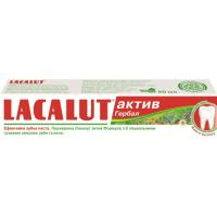 Зубная паста LACALUT aktiv Herbal 75 мл